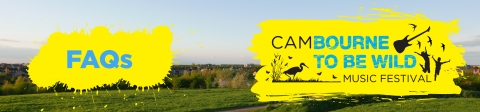 FAQs - Cambourne to be Wild