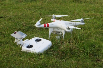 Drones used by WIldlife Trust BCN