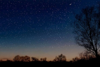 Night Sky credit Guy Pilkington