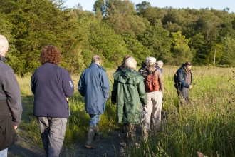 Walkers - guided walk