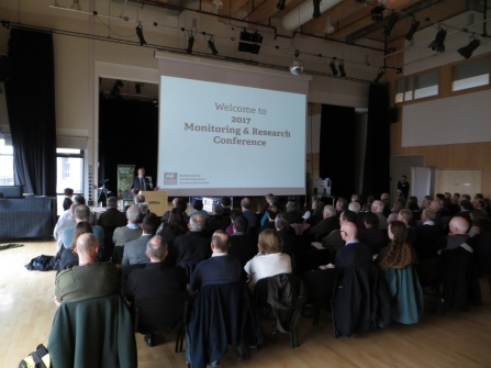 Monitoring and Research conference 2016