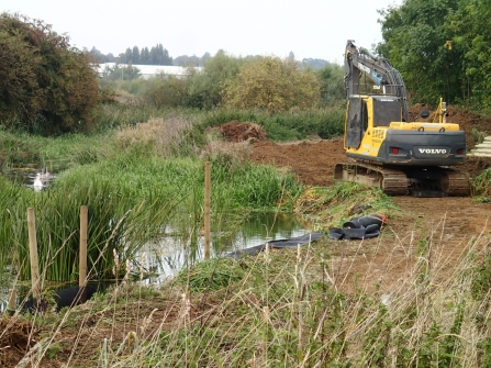 NIA River Restoration at Duston